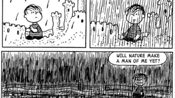 Universal Lost a Copyright Fight with this Charming Smiths-Peanuts Mashup Tumblr