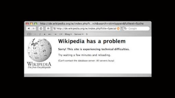Is Wikipedia for Sale?