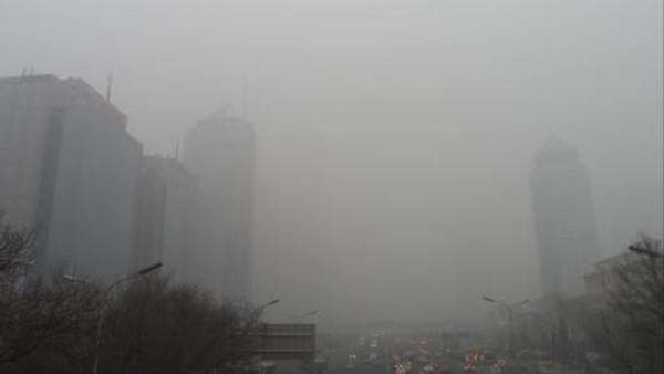 A Smog Vacuum Is the Latest Scheme for Clearing Beijing's Skies