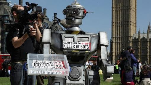 The Campaign to Stop Killer Robots Is Not Going Well