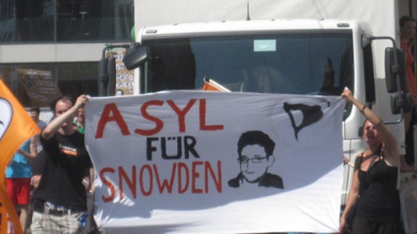 Is Edward Snowden Going to Germany?