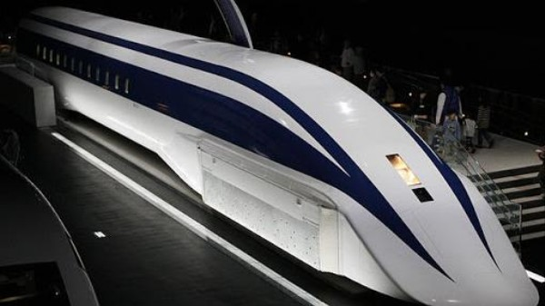 The Northeast U.S. Is Dreaming About Maglev Trains Again