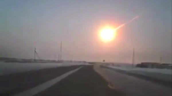 The Most Detailed Analysis Yet of the Flaming Russian Meteor