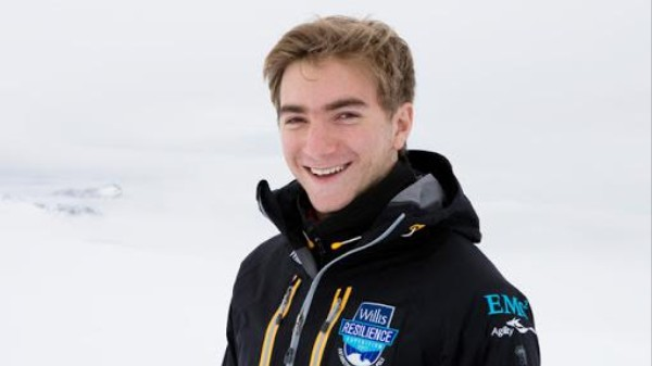 A 19-Year-Old Adventurer Is Trekking to the South Pole to Study Climate Change
