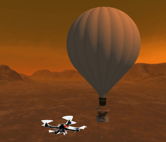 NASA Wants Drones and Robo-Subs to Explore Saturn's Moon Titan