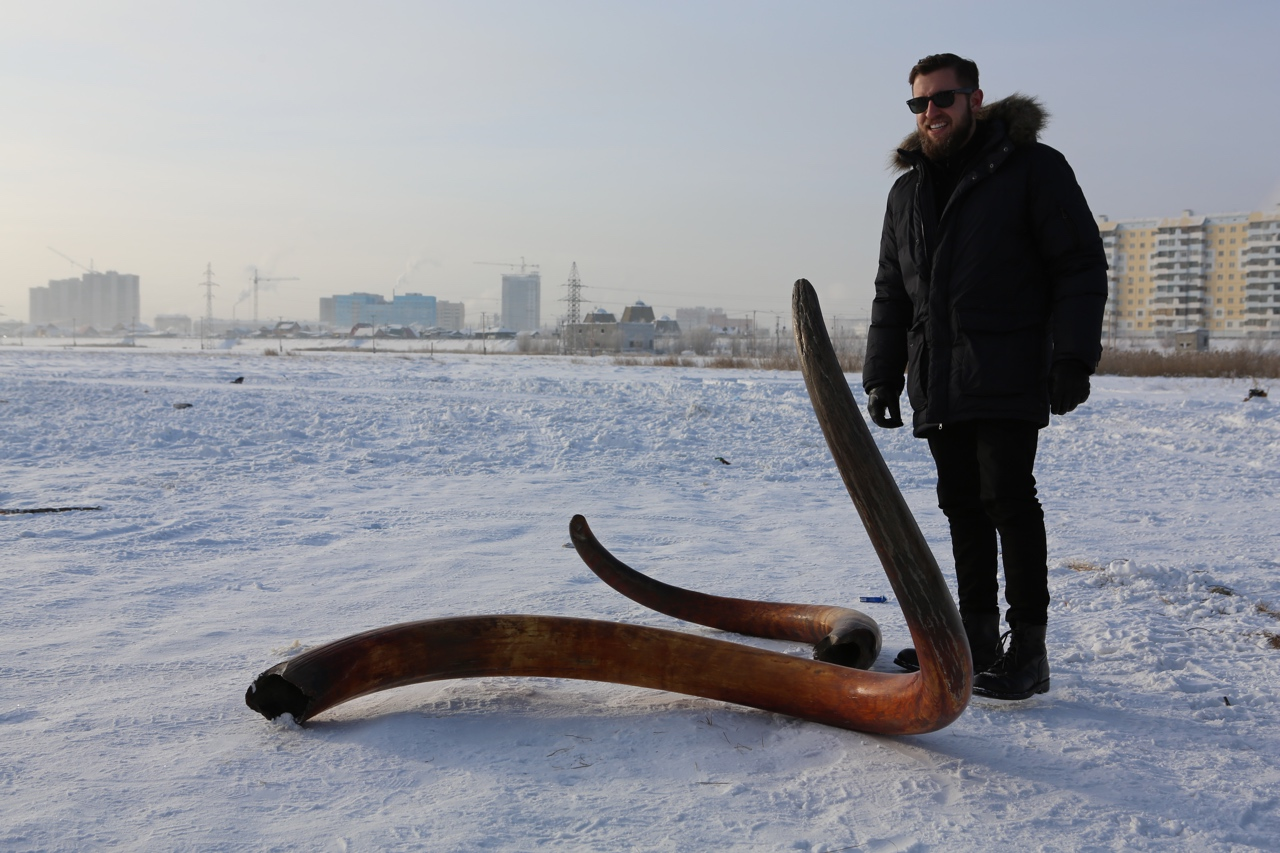The Siberian Lab Where Ancient Mammoth Remains are Kept on Ice - VICE