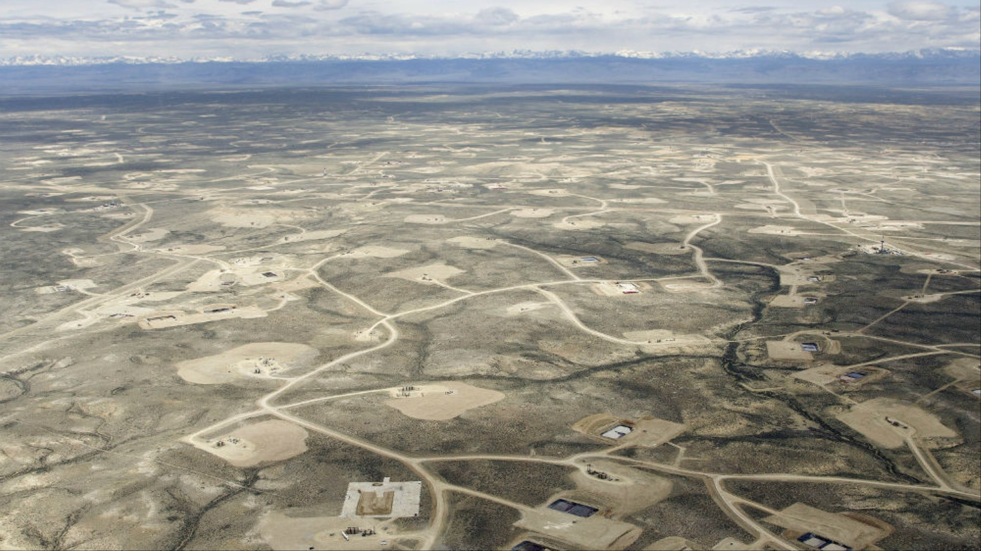 Oil Drilling Causes Longer-Lasting Damage to Landscapes Than