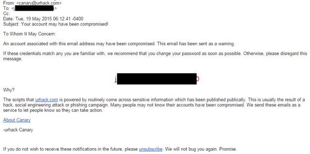 A 'Tech Dad' Emailed 97,931 People Their Hacked Passwords - VICE