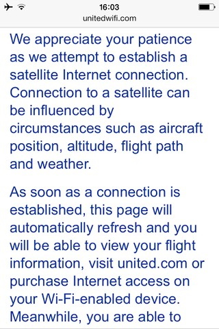 Why Does In-Flight Wi-Fi Drop Over New Mexico Due to