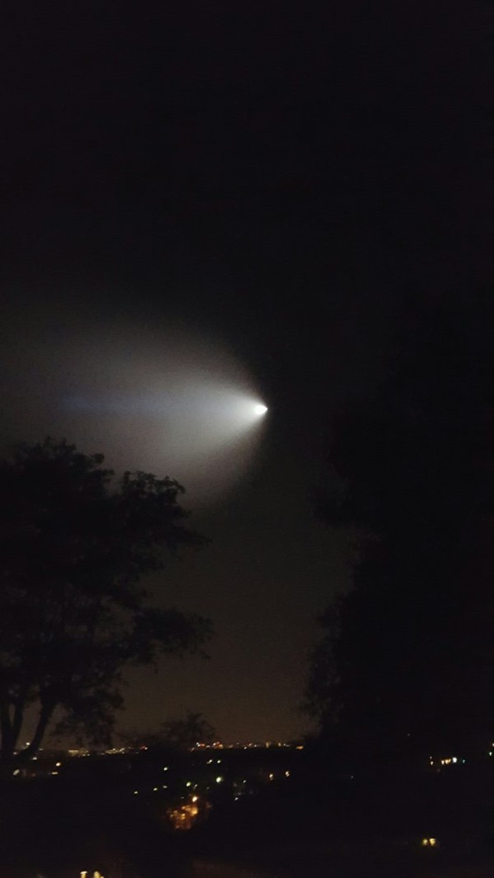 Navy Test Fire Successfully Freaks Out Los Angeles