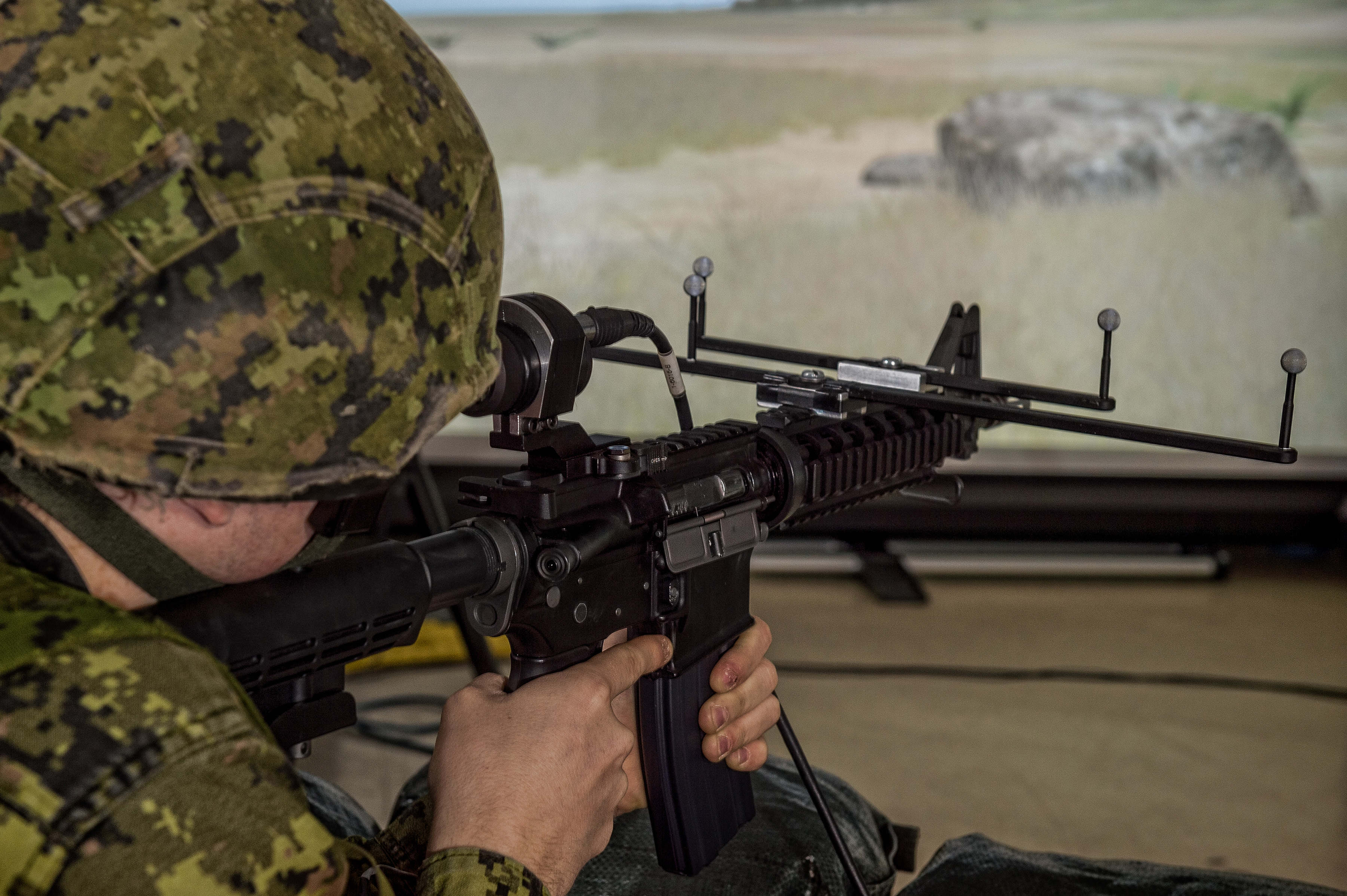 can soldiers trust guns that tell them where to shoot motherboard
