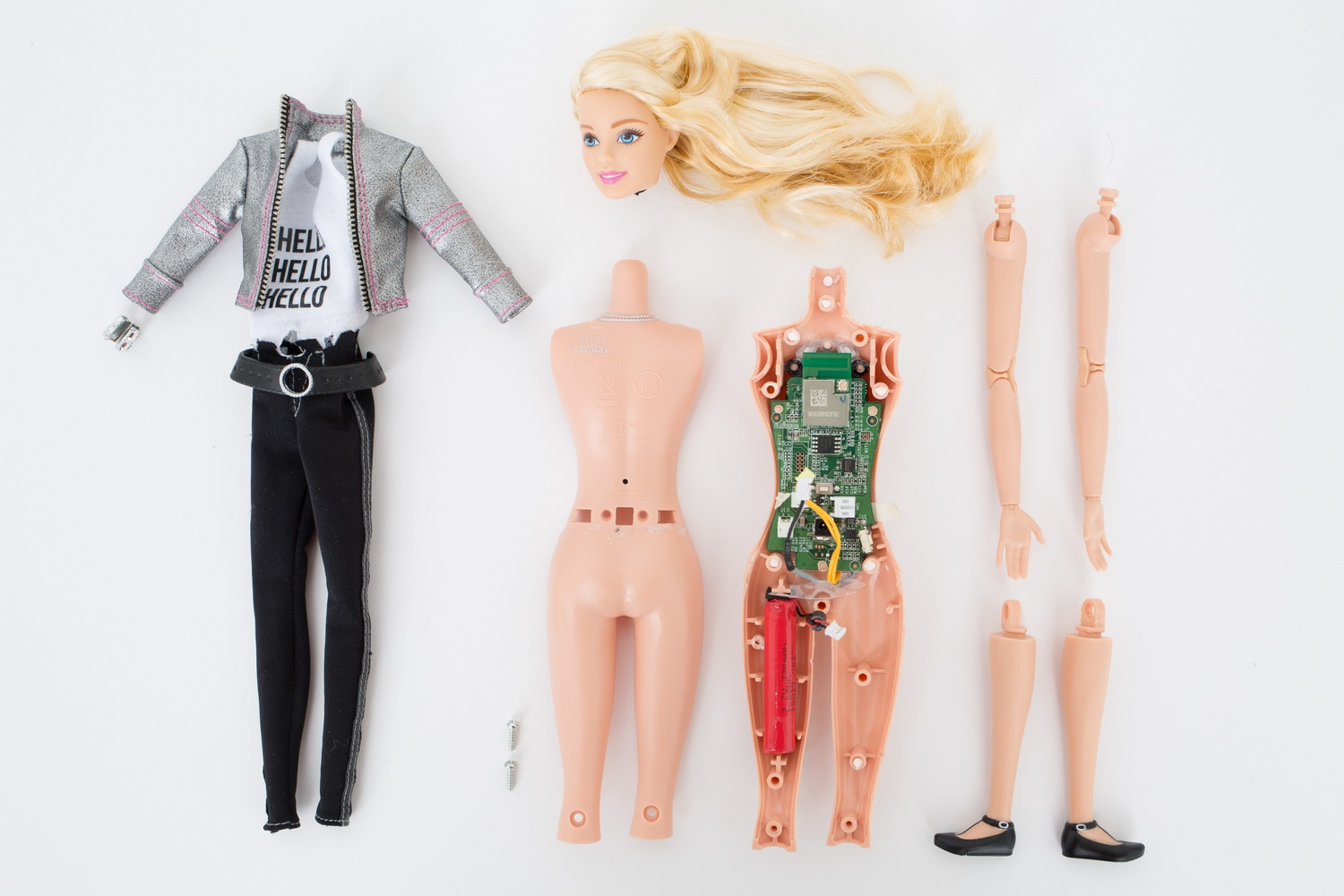 #128. IoT Barbie adás