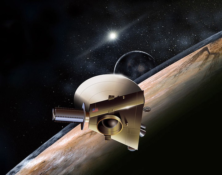 New Data from New Horizons Reveals Pure Water Ice on Pluto's Moon Hydra