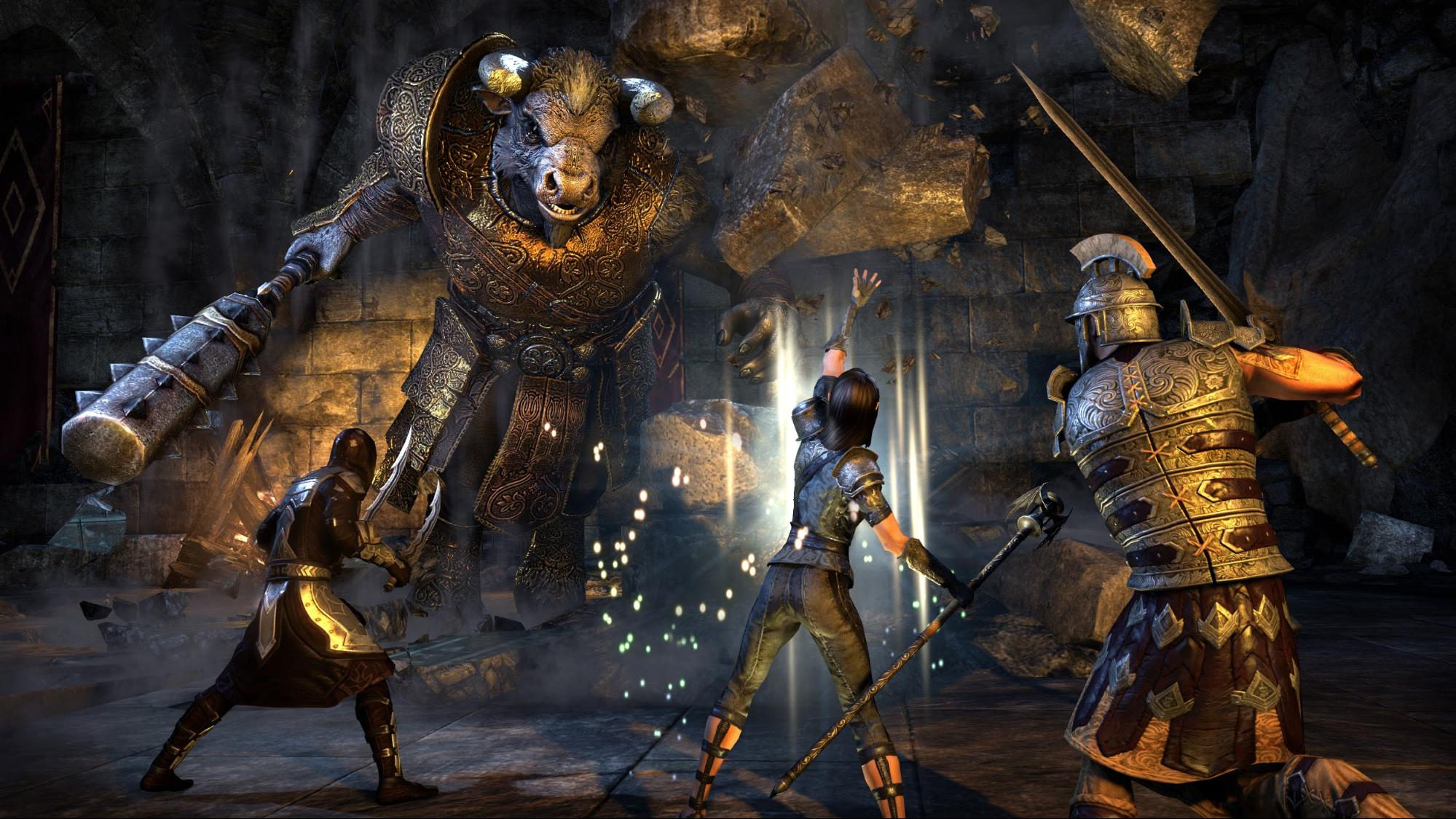 Review Elder Scrolls Online Tamriel Unlimited - Slant Magazine