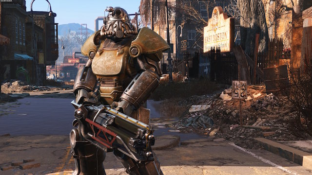 Fallout 4 mods on PS4 may be limited